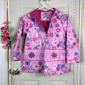 Wipette Kids Raincoat Jacket Waterproof 5/6